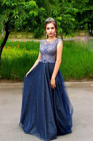 562b356a379d02d Вечернее, выпускное платье. Прокат или продажа Кривой Рог - изображение 1