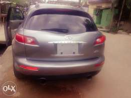 Tokunbo Infiniti FX35 for Sale