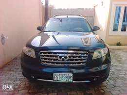 2008 clean and fairly used Infiniti Fx35