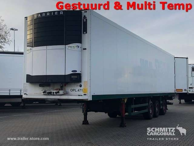 Schmitz Cargobull Tiefkühler Multitemp Ladebordwand - 2009