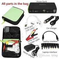 Car Jump Starter, Portable Rechargeable Battery