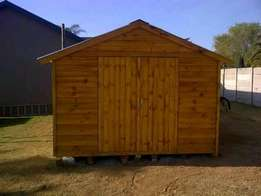 MJ wooden huts for sale