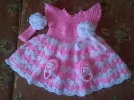 new crotchet dresses