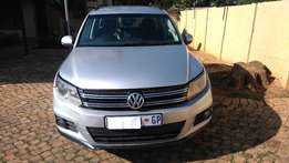 2012 VW Tiguan 2.0 TDI Bluemotion