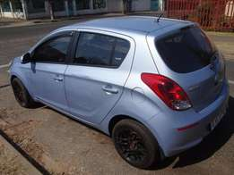 2014 Hyundai i20 hatchback 1.6 Engine