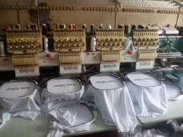 Check out our factory for ur monogram work