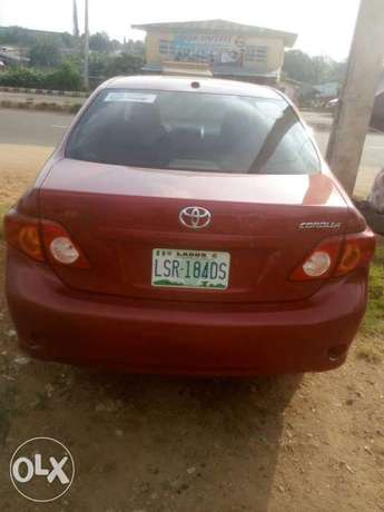 Very neat corolla first body Ibadan Central - image 3