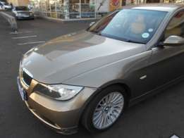 2006 Automatic BMW 3231 E90 For R85,000