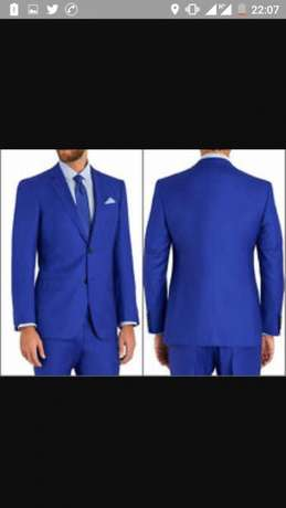 Royal blue wedding and official men suits. FREE DELIVERY. Nairobi CBD - image 4