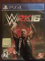 WWE 2k16 Ps4 games