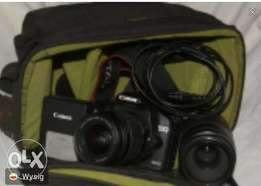 Canon 500D for sale.