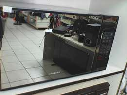 Samsung Mirror Looking Microwave 32L