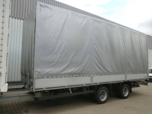 Schmitz Cargobull ZPR 18 V - 2014