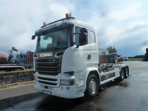 Scania R520 - 2016