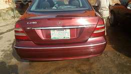 Selling Real cheap! Mercedes-Benz E 240