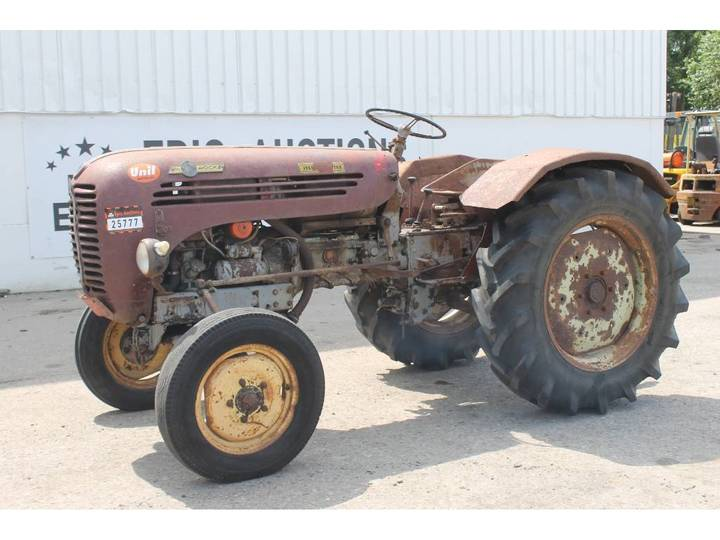Steyr 188 Tractor - 1966