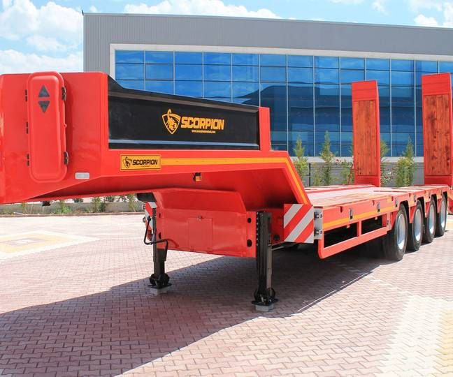 2019 NEW 4 AXLE (MANUFACTURER COMPANY) - 2018