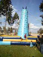 Bouncing castles and trampolines for hire