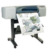 Hp 500 designjet wide format printer