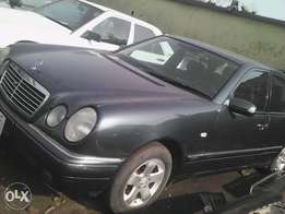 Clean used E200 benz