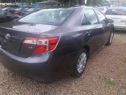Super clean Toyota Camry 2013 Model Tokunbo