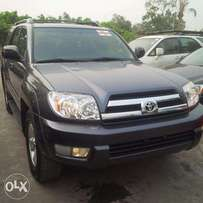 Tincan Clear Tokunbo Toyota 4Runner, 2005, Very Okay To Buy From GMI.