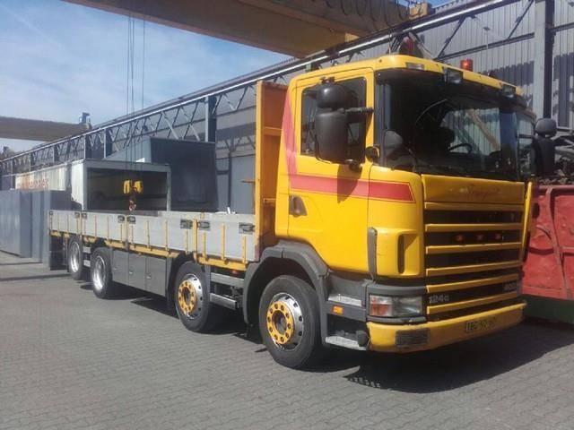 Scania 124 400 8X2 - 1998