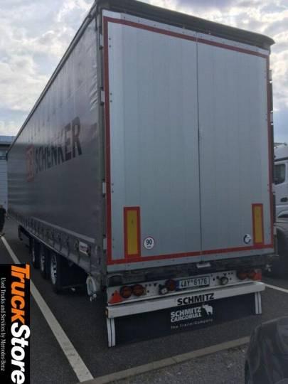 Schmitz Cargobull Semitrailers SCS 24/LME 6x2 - 2016