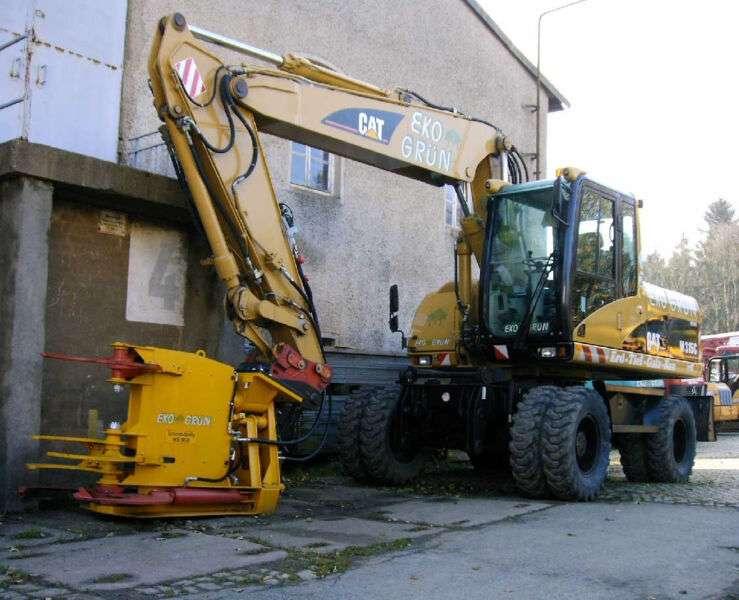 CAT 315 C mit NEUER Baumschere - 2003