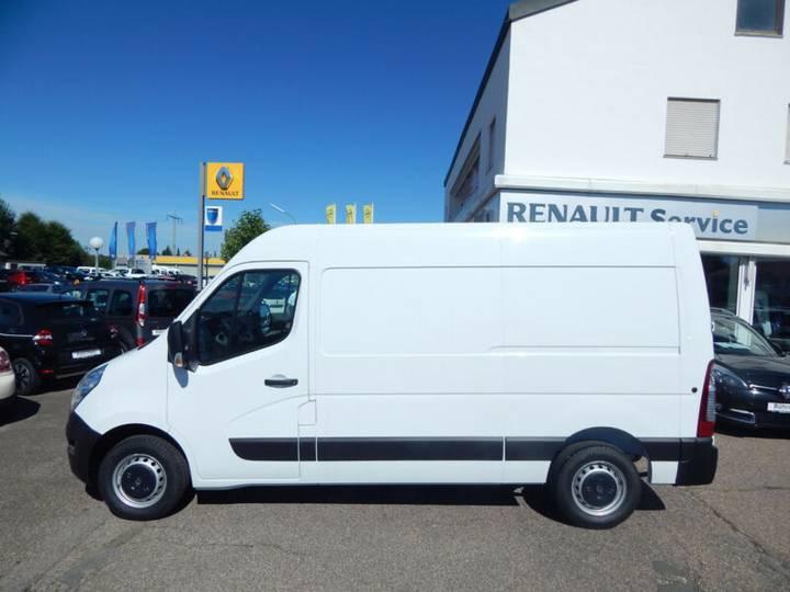 Renault Master Kasten L2H2 3,5T DCI - 2019