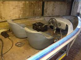 BARGAIN - Bass Boat , 2 x Engines and trailer , To Swop Also!!