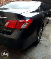 Tokunbo American Used 2008 Lexus ES 350 With Panoramic Roof Top, DVD