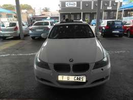 BMW 330D Auto With a lerther seat