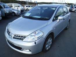 NISSAN / TIIDA latio CHASSIS # SC11-3000 year 2011