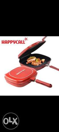 Happy call special double pan