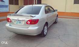 Corolla sport 2004 accident free AC super okay buy and use