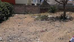-Prime plot on sale in heart of mtwapa located near tarmac road -Ideal