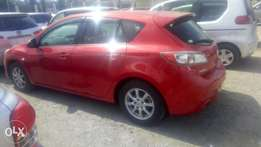 Mazda Axela fully loaded