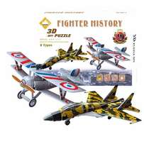 3D Airplane Model Jigsaw Puzzles for Sale!! Now only R100!!