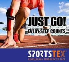 Sports TEX Blue kinesiology Tape