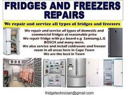 Refrigerators And Appliances Repairs