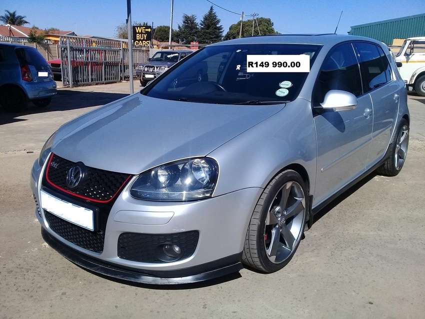Vw Golf 5 Gti Cars Bakkies 1057291859
