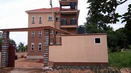 These are 6units of apartments for sale in munyonyo at 2b