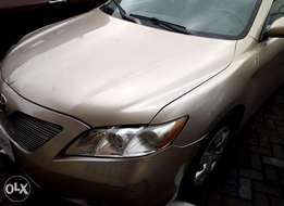 Few months used Toyota Camry Muscle 2007 model