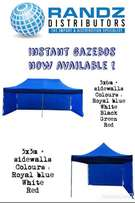 3x3m & 3x6m Gazebo with sides for sale