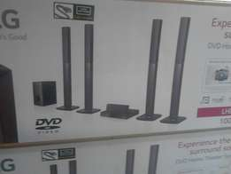 Lg home theatre system LHD655