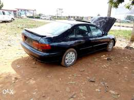 Honda accord bullet