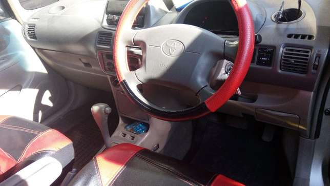 A Clean , Lady owned and driven 4WD silver Toyota Spacio 1760cc Nakuru East - image 3