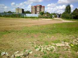 Two 40 x 80 plots in Ruiru.