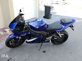 Yamaha R6 05 model for sale